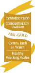 Gold Award for Corporate Health Strategy