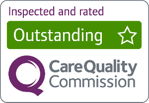 Care quality commission - Outstanding