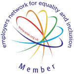 The Employers Network for Equality & Inclusion (enei) is the UK's leading employer network covering all aspects of equality and inclusion issues in the workplace.