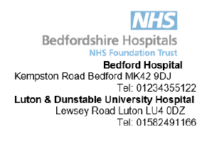 Bedfordshire Hospitals NHS Foundation Trust