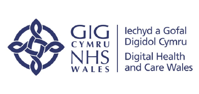 Digital Health and Care Wales logo