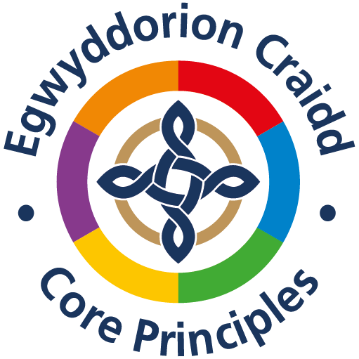Follows NHS Wales Core Principles